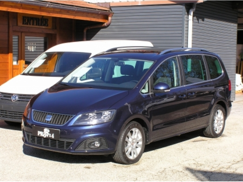 pro 4x4 seat alhambra 2 0 tdi 140 techside dsg 7 places. Black Bedroom Furniture Sets. Home Design Ideas